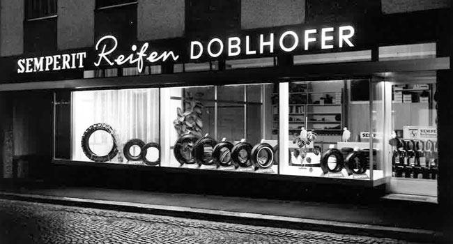 Doblhofer Geschichte Geschäft