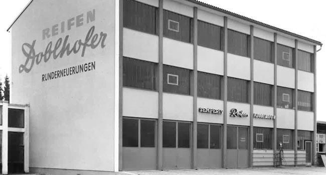 Doblhofer Geschichte Standort