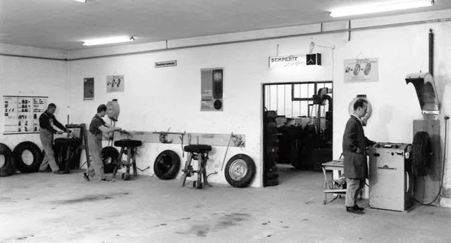 Doblhofer Geschichte Werkstatt