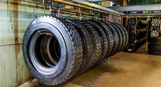 Runderneuerung Reifen