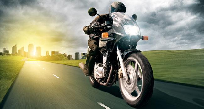 Service Motorrad