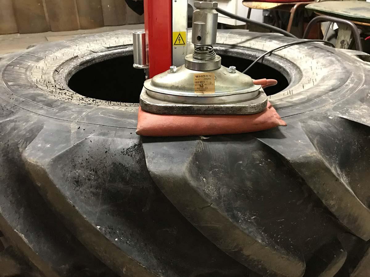 Reifenreparatur die günstige Alternative zu neuen Reifen