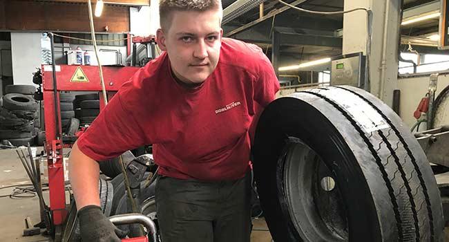 Ausbildung zur/zum Reifen- und VulkanisationstechnikerIn