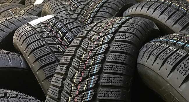 Reifen Doblhofer Lagerkapazität erhöht